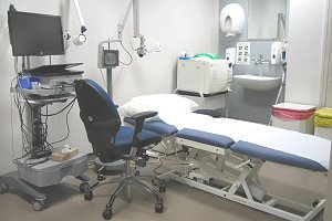 ENT Treatment Room